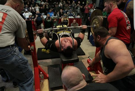 tiny meeker bench press tiny meeker training
