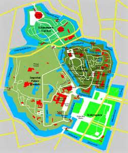 Palace Place Floor Plans file imperial palace tokyo map png wikimedia commons