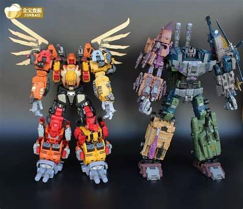 Transformers Jin Bao Predaking Predacon Tantrum ko warbotron bruticus page 24 tfw2005 the 2005 boards
