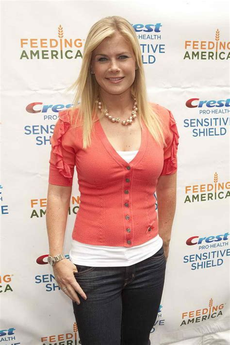Alison Paces Next Book And What Shes Now Shes Finished It by Alison Sweeney Height And Weight Weight Page 3