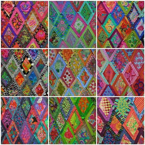 diamond pattern ideas 27 best images about kaffe fassett bordered diamonds on