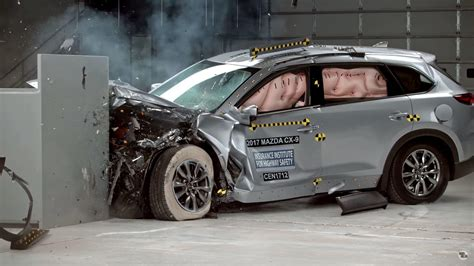 2020 Mazda Cx 9s by Mazda Cx 9 Earns Top Ratings In Iihs Crash Tests