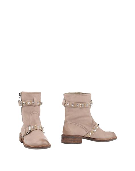 sam edelman boots lyst sam edelman ankle boots in