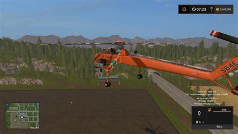 fdr logging gryphon heli    fs  farming