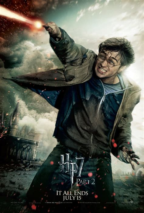 eleven new harry potter and the deathly hallows part 2