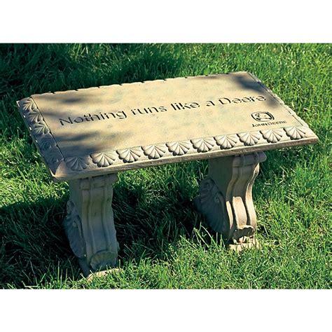 john deere bench john deere 174 bench 129543 decorative accessories at