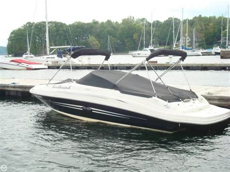 sea ray deck boat 2008 used sea ray 220 sun deck boat for sale 42 800