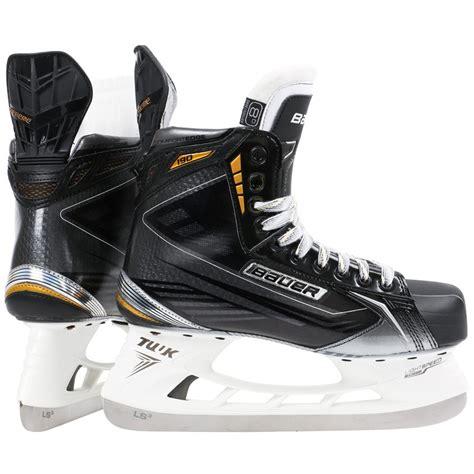 supreme skate bauer supreme 190 sr hockey skates skates hockey