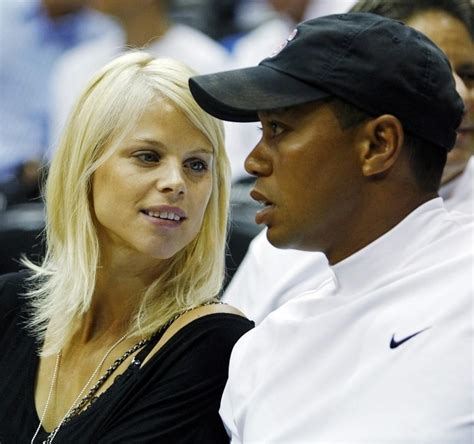 Elin Nordegren Tiger Woods Ex Wife Watched The Polo Ponies In | chris cline who is the billionaire reportedly dating elin