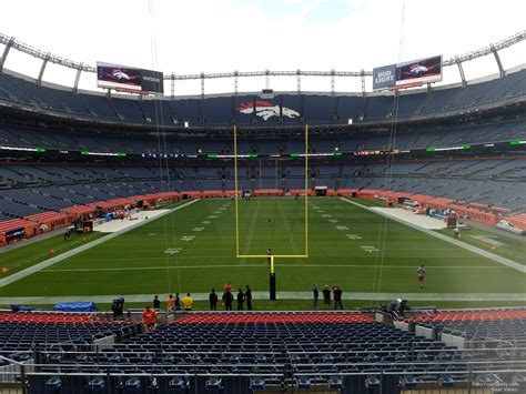 section 132 f sports authority field section 132 rateyourseats com