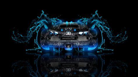 Bugatti Veyron Back Super Water Car 2014   el Tony