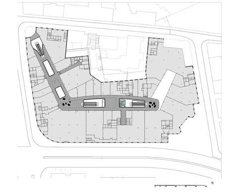 shopping mall floor plan architecture pinterest gerber ippolito fleitz group archdaily