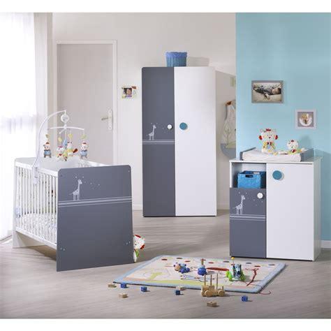 chambre enfant sauthon lit bb et commode langer cuisine chambre bb gris et with