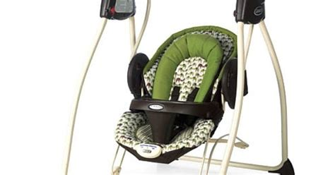 graco duo 2 in 1 swing with plug this swing is awesome it takes batteries and plugs into