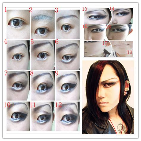 tutorial makeup cosplay male cosplay makeup tutorial 1 by 0obluubloodo0 on deviantart