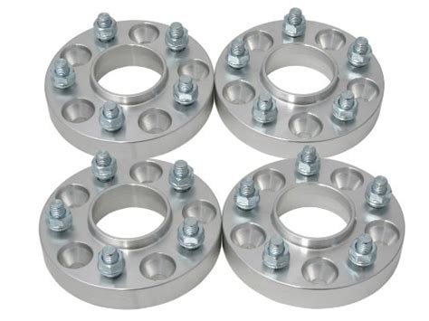 Jeep Commander Wheel Spacers 4 32mm 1 25 5x127 5x5 Hubcentric Wheel Spacers For Jeep