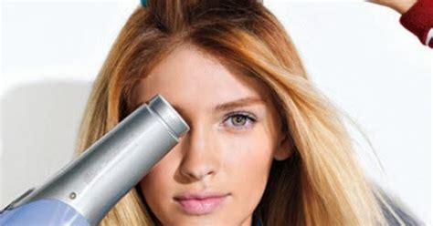 merawat rambut hasil blow  awet  tahan  gaya rambut