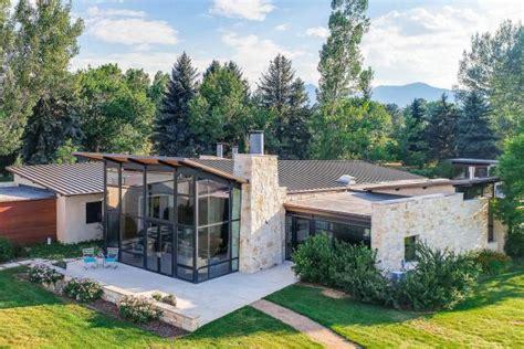 cool midcentury ranch house  colorado  hgtvs