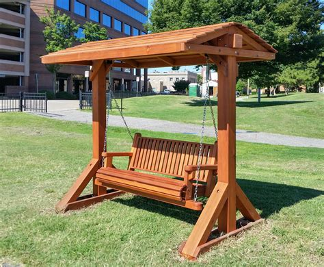 patio swing bench bench swing set options large bench with swing roof