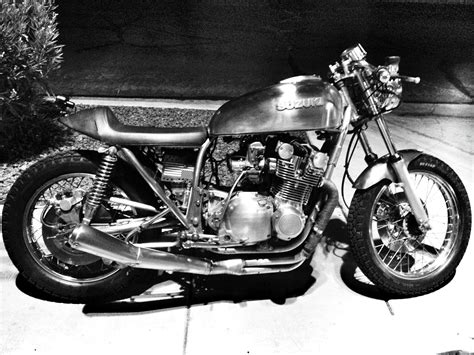 1977 Suzuki Gs750 Cafe Racer 1977 Suzuki Gs750 Cafe Racer Motorcycles