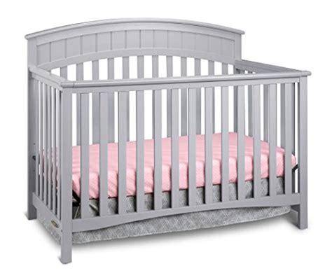 Graco Crib Hardware Replacement Parts by Graco Charleston Convertible Crib Pebble Gray Baby Shop