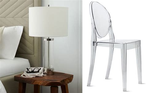 Ghost Furniture Launches by Acrylic Furniture Is Clear Solution For Small Spaces The