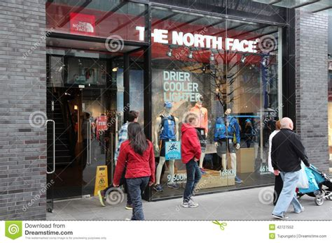 the north face editorial photography image 42727552