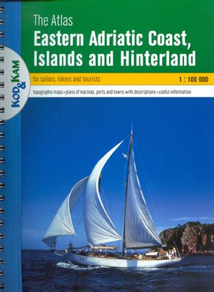 libro atlas of the eastern librer 237 a desnivel the atlas eastern adriatic coast islands and hinterland vv aa