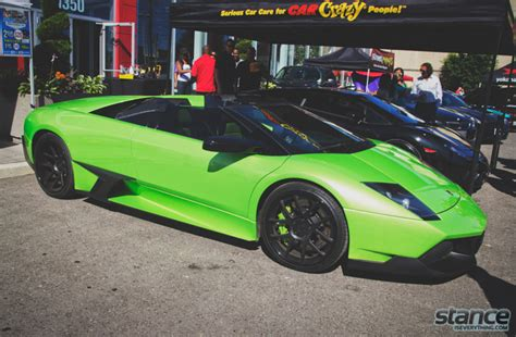 Lamborghini Merci Event Coverage Sherway Nissan Megameet Stance Is Everything