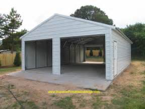 Metal Roof Portable Garage Featured Garage 1 866 943 2264