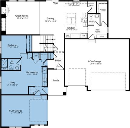 multi generation house plans 3189 square foot home 1 9 best images about multi generational homes on pinterest