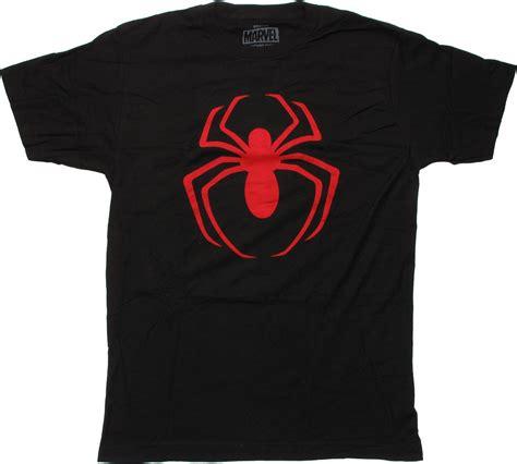 spider logo t shirt sheer