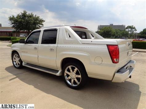 cadillac escalade ext for sale armslist for sale 2005 cadillac escalade ext
