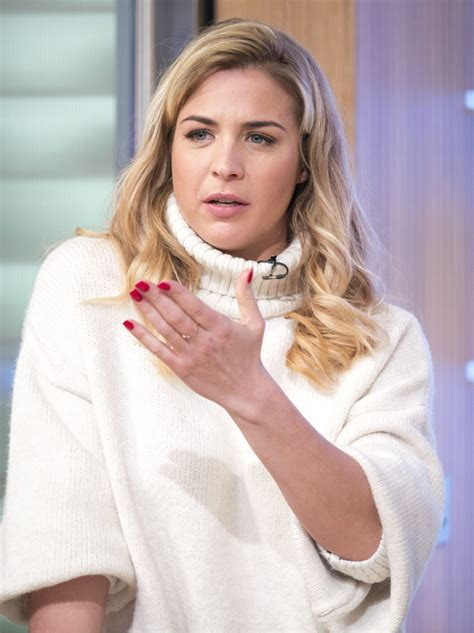 Gemma On Sabbatical by Gemma Atkinson Appeared On Sunday Brunch Tv Show In