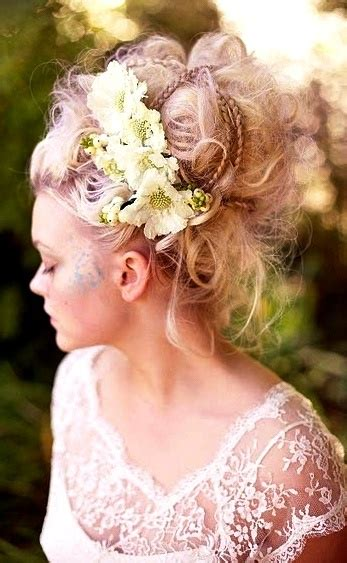 Wedding Boho Updo by Bohemian Hairstyles New Haircuts To Try For 2018