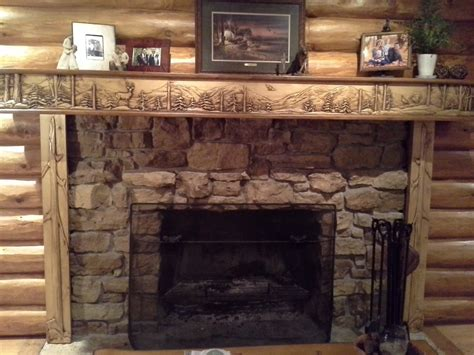 log home fireplace mantel fireplace mantels shelves