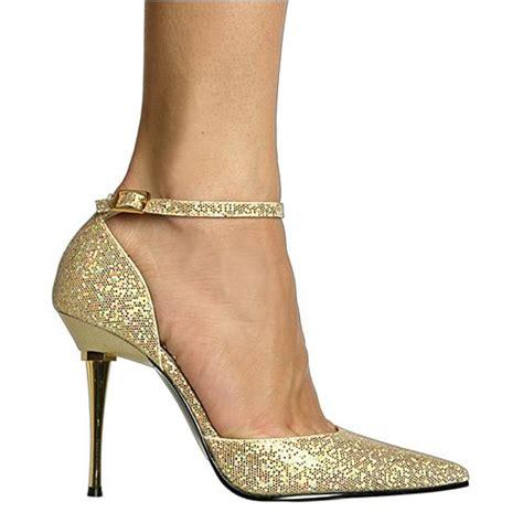 Designer Gold Wedding Shoes by High Heel Gold Wedding Shoes Design Sang Maestro