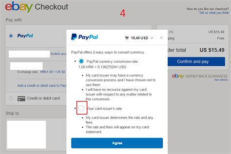 ebay payment methods ebay checkout payment options paypal conversion