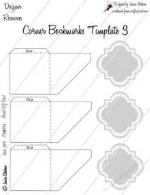 corner bookmark decoupage template 3 cup728786 2049