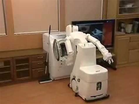 home cleaning robots would you like a robot maid to help around the house here
