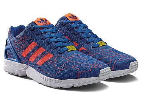 patterned zx flux adidas originals zx flux weave quot pattern pack