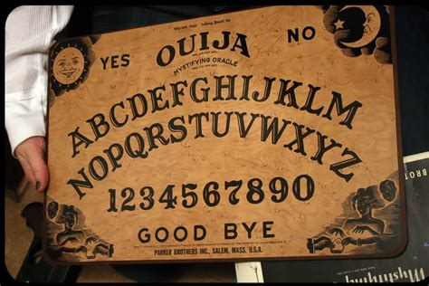 tavola ouija pericoli many call ins a great problem to marge fenelon