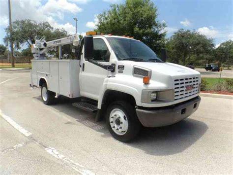 gmc c4500 price gmc c4500 2004 utility service trucks