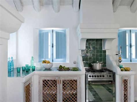 come arredare una piccola casa al mare arredare una cucina al mare le soluzioni pi 249