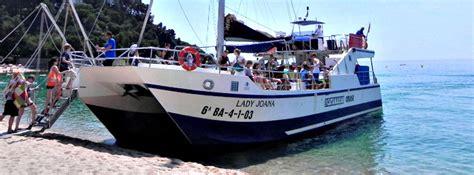 catamaran costa brava catamaran costa brava blanes lloret tossa sant feliu