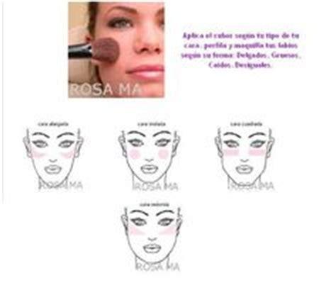como aplicar el rubor 1000 images about maquillaje on pinterest contouring