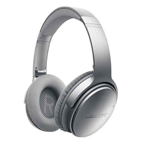 Casques Wifi Bose by Bose Quietcomfort 35 Wireless Argent Casque Bose Sur Ldlc