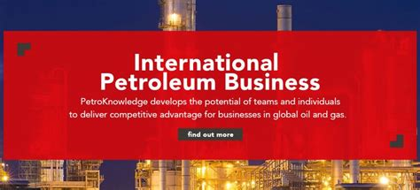 Mba In Petroleum Management In Usa by And Gas Courses In Dubai Houston
