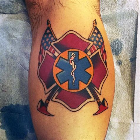 emt tattoos designs 60 of designs for ems emt and