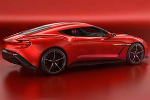 Aston Martin Aston Martin S Most Beautiful Car In Years Is The Vanquish